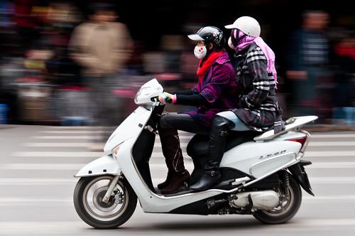 Hanoi traffic IV