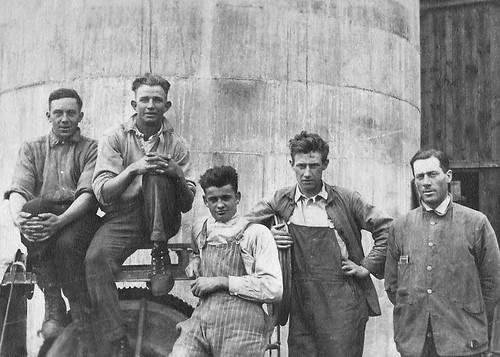 Pierce Farm Crew