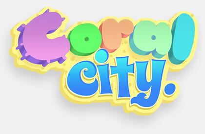 Coral City logo