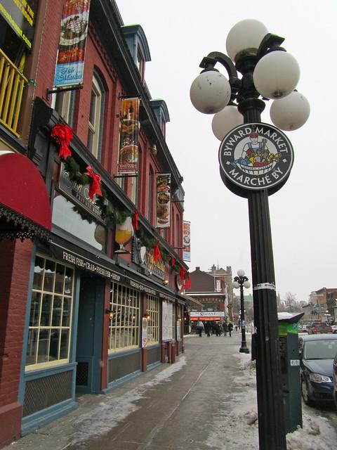 Byward Market, Ottawa, Canada