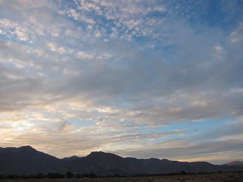 Borrego Springs, sky, clouds IMG_8988