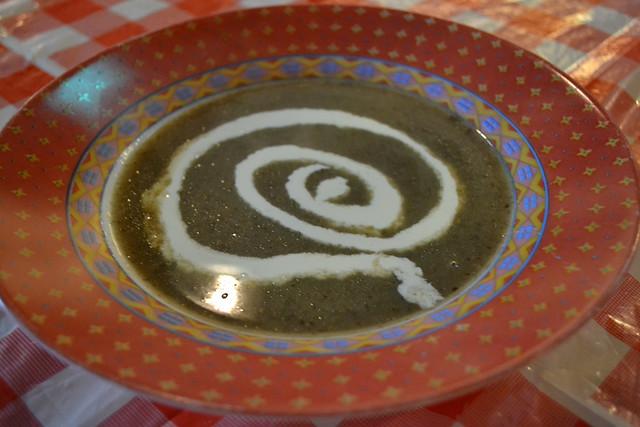 Mushroom Soup, La Petite Cuisine