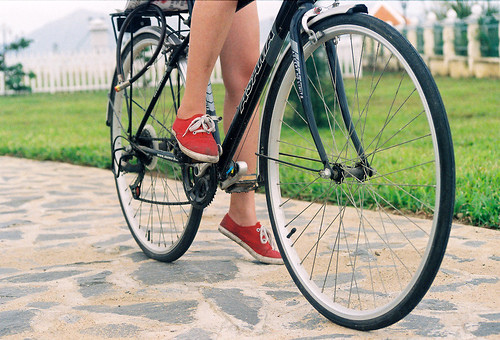 Bicycle races are coming your way