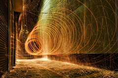 First attempt in Steel Wool Photography