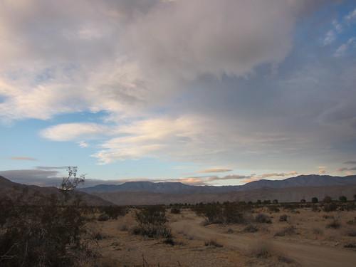 Borrego Springs, sky, clouds IMG_9144