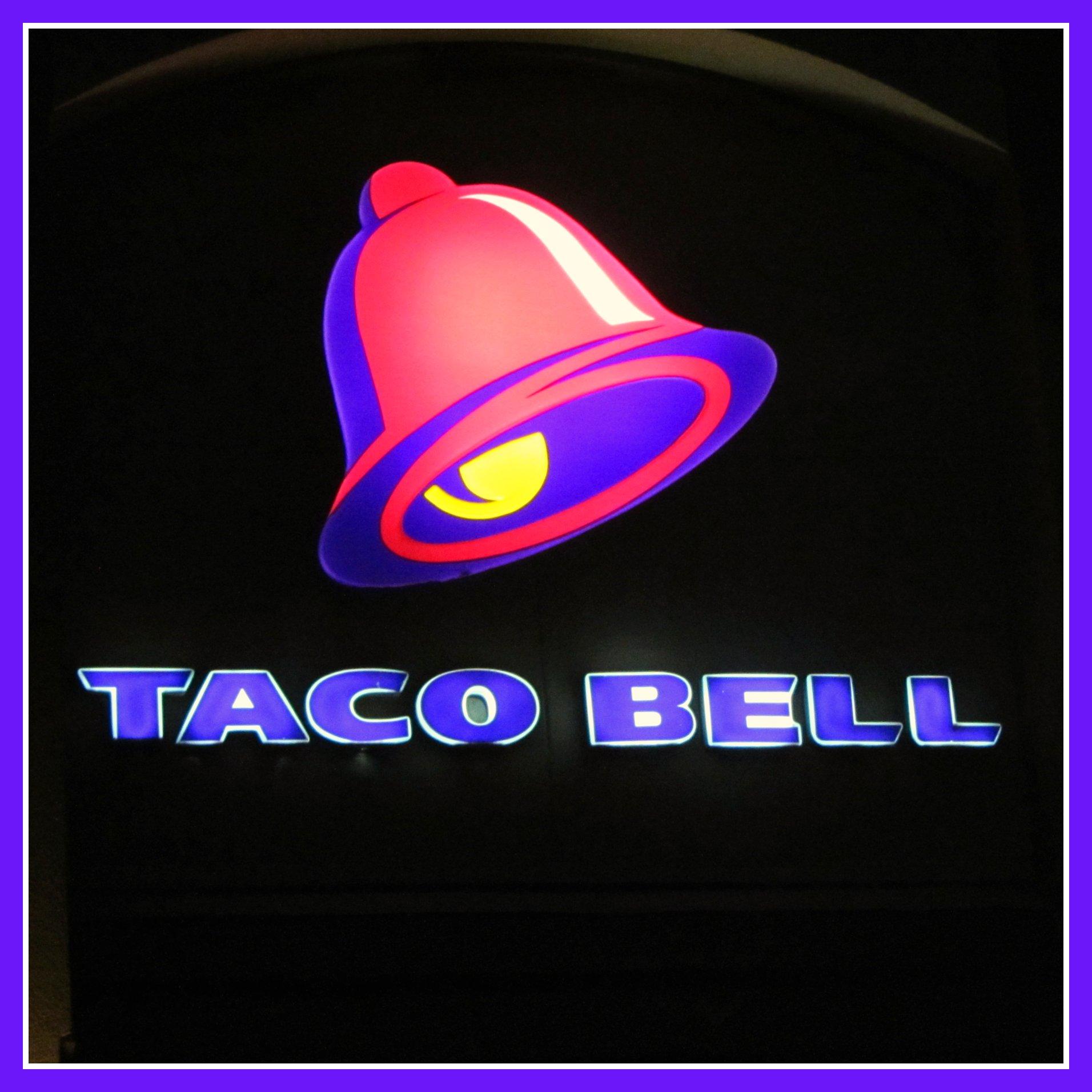 Taco Bell Logo History...