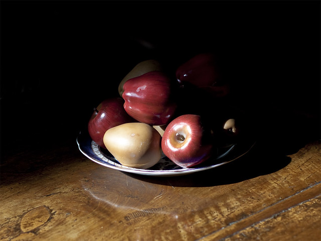 Still Life in Shadow