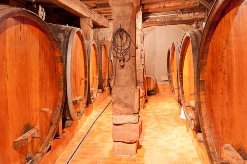 Léon Baur local winery
