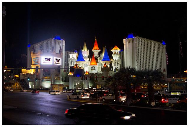 2012-01-15 Las Vegas - Excalibur Hotel