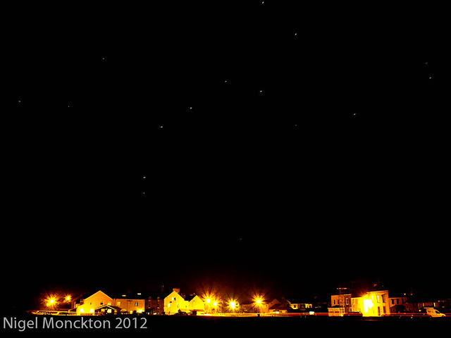 1000/704: 16 Jan 2012: Allonby at night