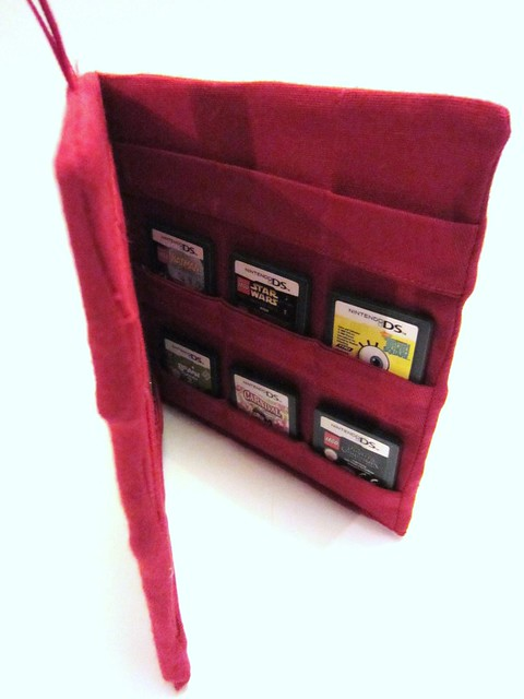 DS holder insert