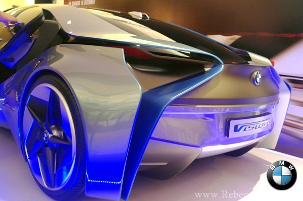 BMW Vision Efficient Concept Car-18