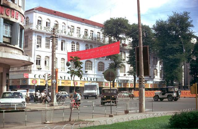 Saigon 1973 - Continental Hotel