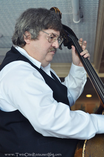Cello in Jazz Trio at Kozlaks Sunday Brunch ~ Shoreview, MN