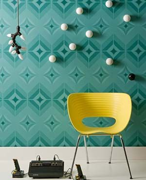 wall-design-teal