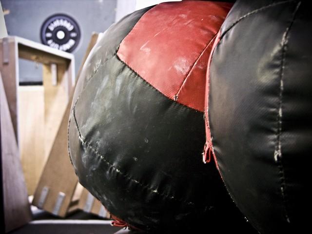CrossFit Medicine Balls