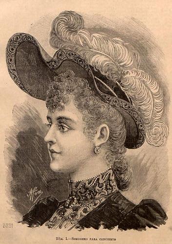 018- La Última moda-revista ilustrada hispano-americana, del 2 de marzo de 1890-© MemoriadeMadrid