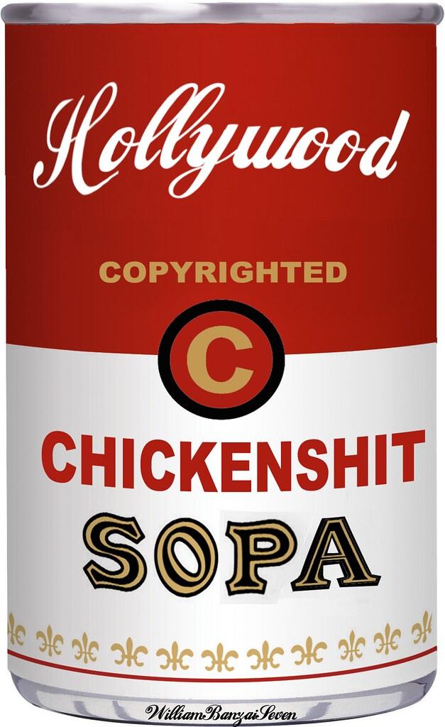 CHICKENSHIT SOPA