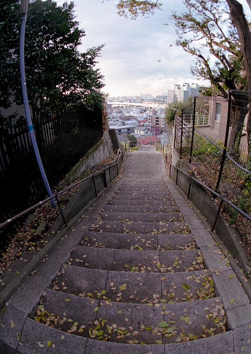 Slope of Yamate(Yokohama)