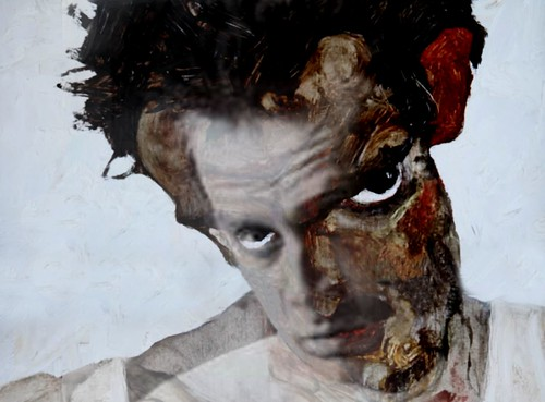 EGON SCHIELE meets himself