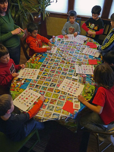 pokemon bingo by .michael.newman.