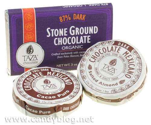 Taza Stone Ground Chocolate