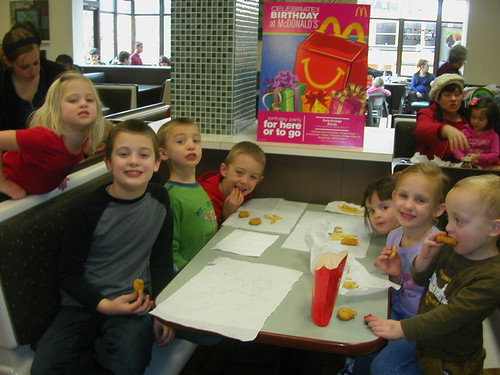 Jan 20 2012 McDonald's in Rockville