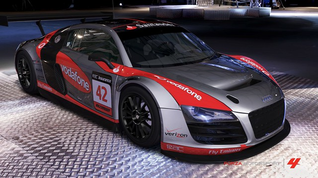 [ONE NIGHT] AUDI R8 LMS endurance LIVREE 6754531899_98d7cee8a8_z