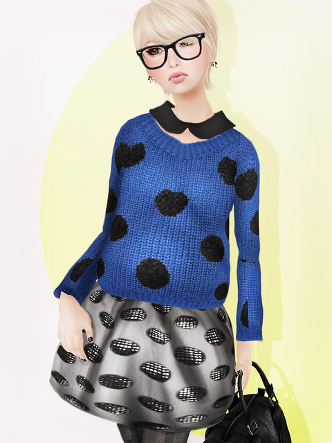Polka Dots and Moonbeams #2