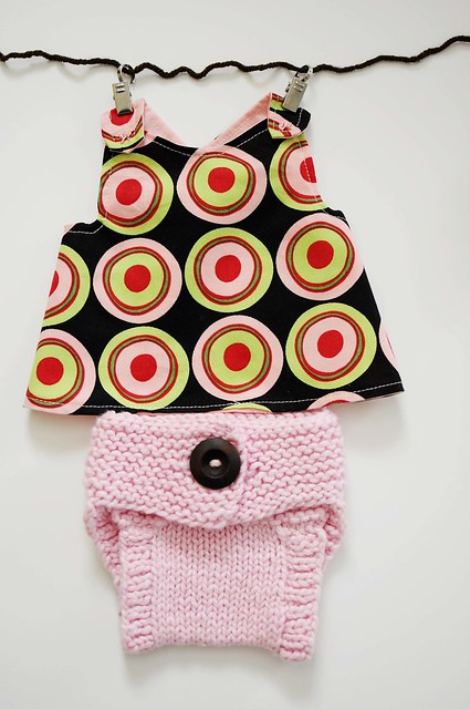 dress & diaper cover