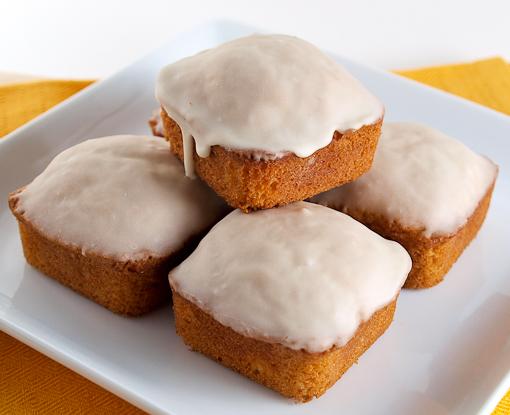 Yuzu Pound Cakes