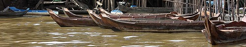 Kompong Khleang Tour with Tara Boat