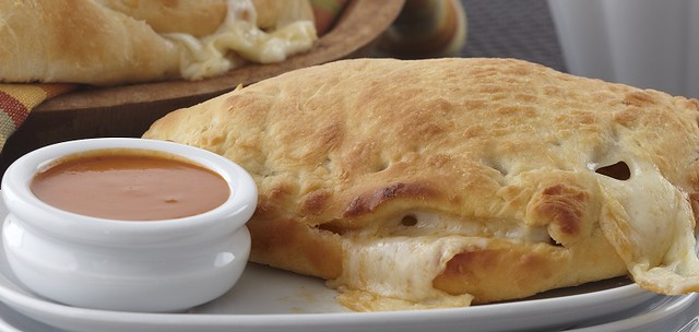 Buffalo Chicken Calzone w-Buffalo Wing Simmering Sauce recipe_1
