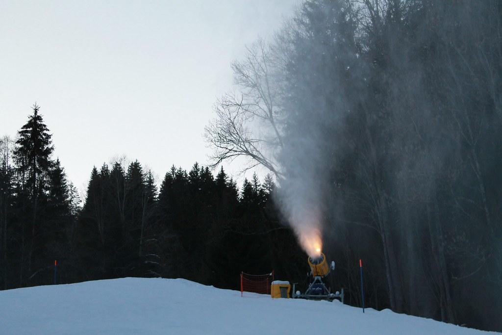 Rundweg Leiterli - Loipe , Lenk im Simmental - 60