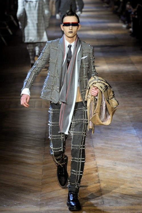 Thom Browne Man Fall-Winter 2012-2013 1