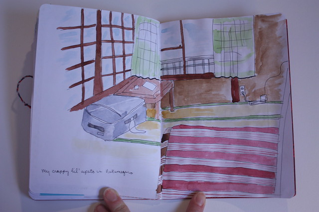 sketchbook project 2012