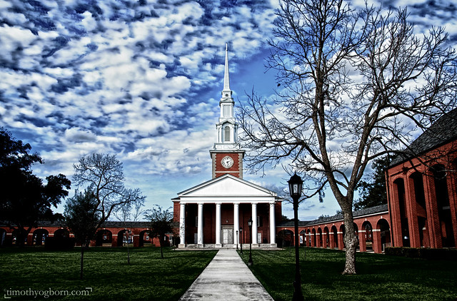New Orleans Baptist Theological Seminary Hdr Leavell
