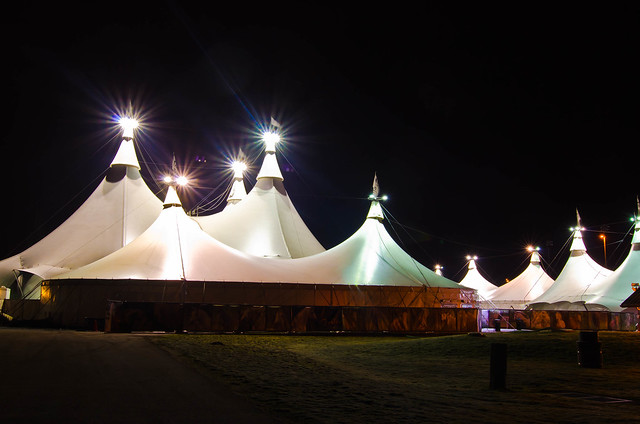 Cabalia Tents at Marymoor
