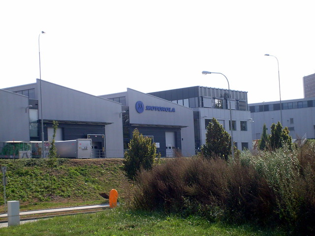 Motorola in Brno