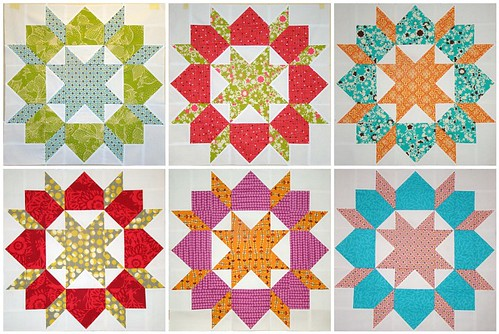Swoon Blocks 1-6