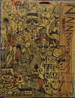 Pee Chee Folder Art: The Deadhead (back)