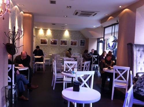 CAFE SANTIAGO de BILBAO o  las ganas de hacerlo bien... by LaVisitaComunicacion