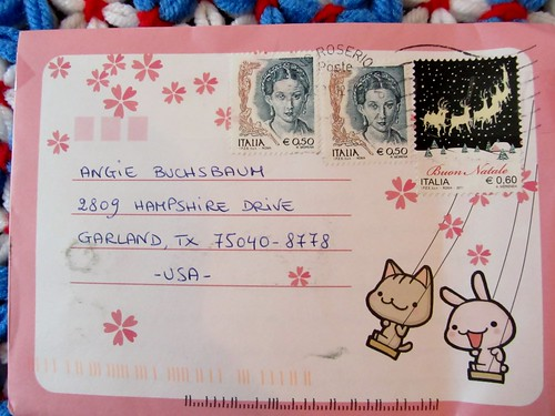 Incoming Mail 1.29.12