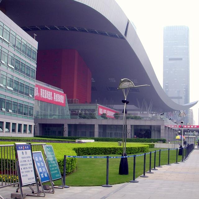 shenzhen architecture