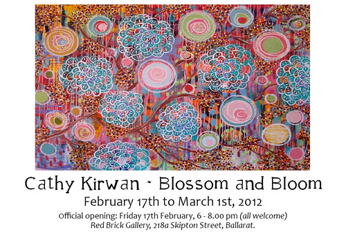 Blossom and Bloom Invite