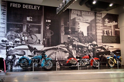 Deeley Motorcycle Exhibition 34