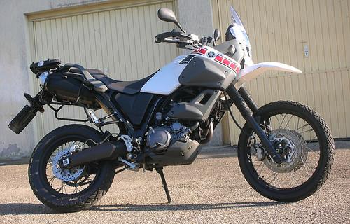 MotoBazar Yamaha 660 Tenere