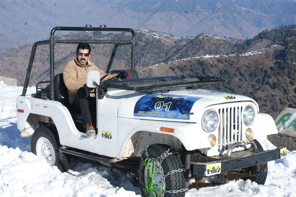 Muzaffarabad Jeep Club Snow Cross 2012 - 6816337487 3ca5aa9c1d b