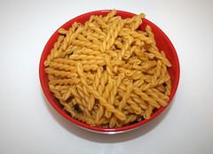05 - Zutat Nudeln (Gemelli) / Ingredient noodles