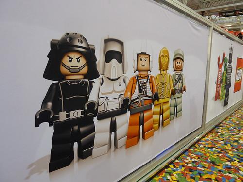 UK Toy Fair 2012 - Star Wars